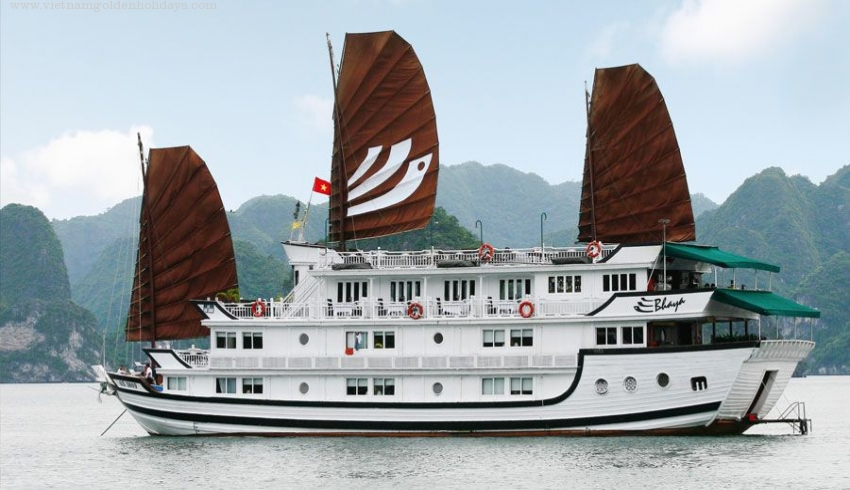Halong Bay Bhaya Cruises