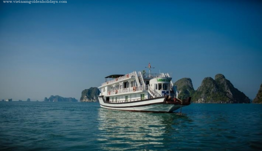 Halong Bay Lemon Cruise