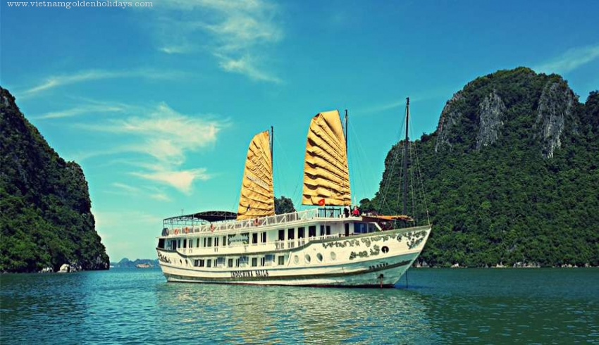 Halong Indochina Sails Cruise