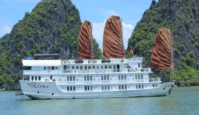 Halong Bay Paloma Cruise