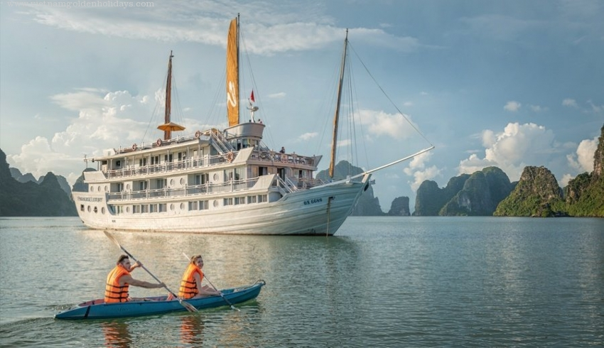 Halong Bay Paradise Cruise