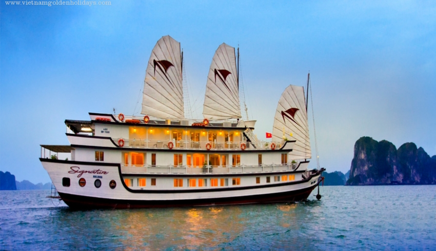 Halong Bay Signature Cruise