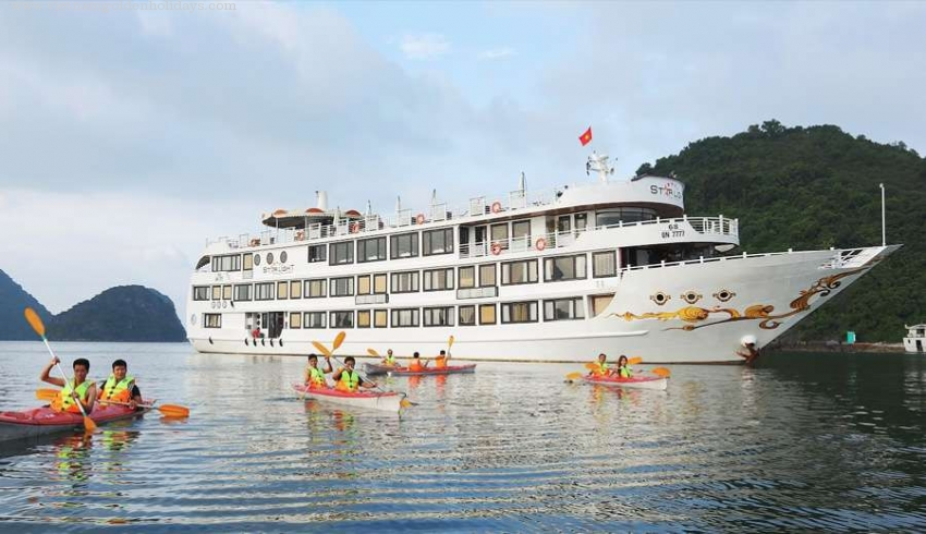 Halong Bay Starlight Cruise