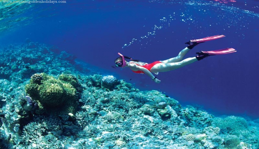 Nha Trang Snorkeling & Experiencing Country Life 4days Tour
