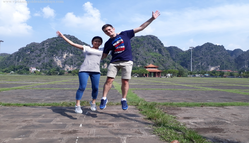 Highlights Beauty Ninh Binh 2days & Easy Cycling tour