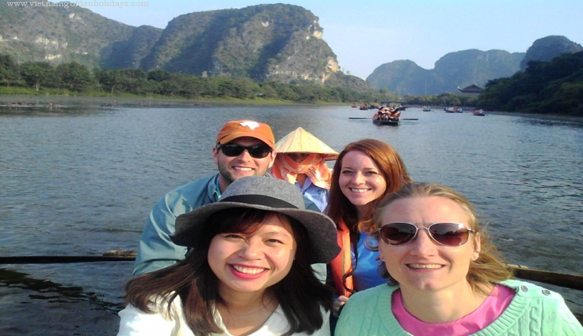 Trang An and Mua Cave day tour