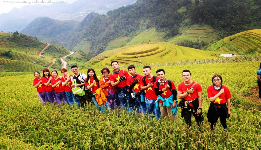 Mu Cang Chai 3 days tour