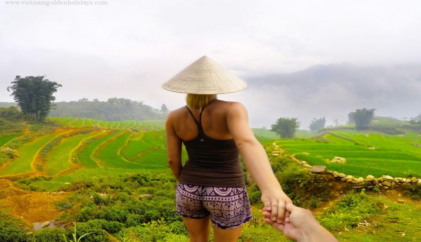 Mu Cang Chai & Northwest Loop 6days tour