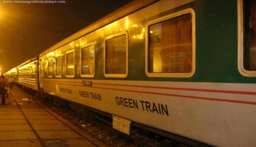 Green Sapa Train